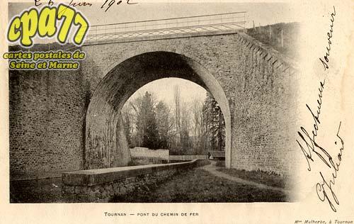 Tournan En Brie - Pont du Chemin de Fer
