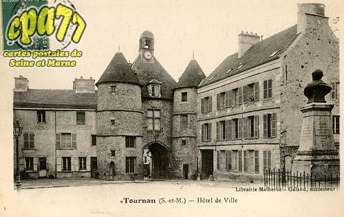 Tournan En Brie - Hôtel de Ville