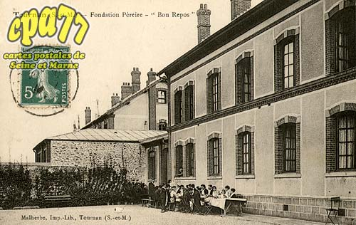 Tournan En Brie - Fondation Péreire -