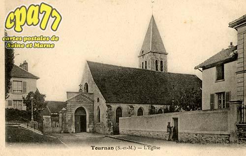 Tournan En Brie - L'Eglise