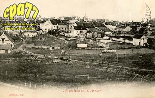 Tournan En Brie - Vue générale de Tournan