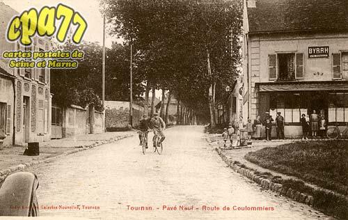 Tournan En Brie - Pavé Neuf - Route de Coulommiers
