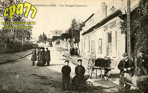 Tournan En Brie - Rue Georges-Clemenceau