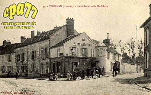 Tournan En Brie - Rond-Point de la Madeleine