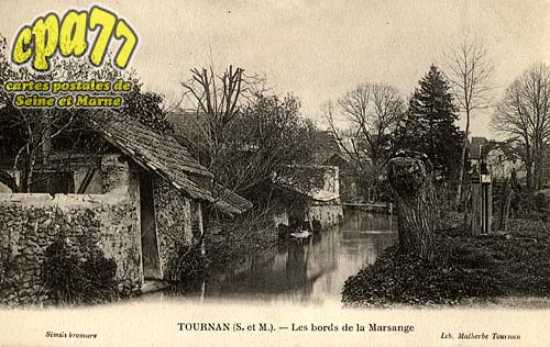 Tournan En Brie - Les Bords de la Marsange