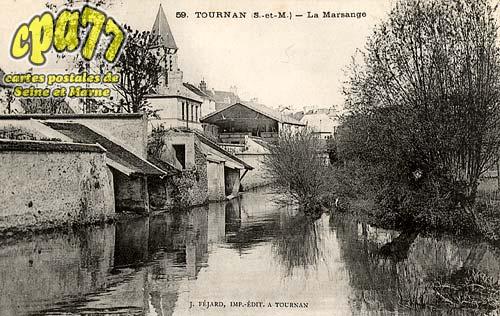 Tournan En Brie - La Marsange
