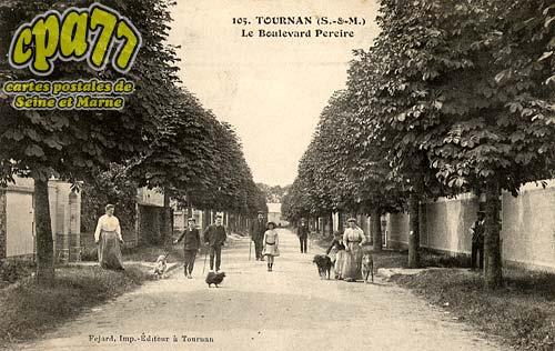 Tournan En Brie - Le Boulevard Pereire
