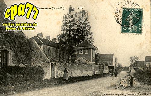 Tournan En Brie - Villé (en l'état)