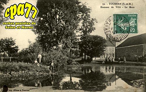 Tournan En Brie - Hameau de Villé - La Mare