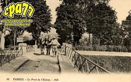 Ussy Sur Marne - Le Pont de l'Ecluse