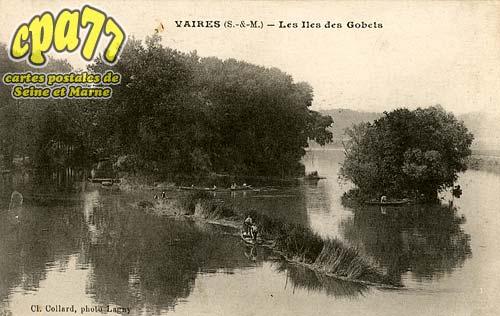 Vaires Sur Marne - Les Iles des Gobets