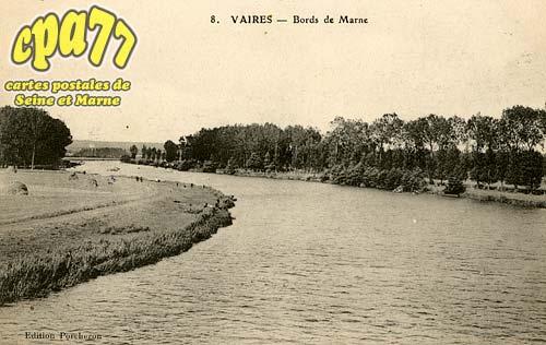 Vaires Sur Marne - Bords de Marne