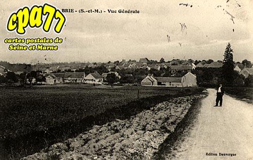 Valence En Brie - Vue générale