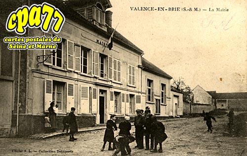 Valence En Brie - La Mairie