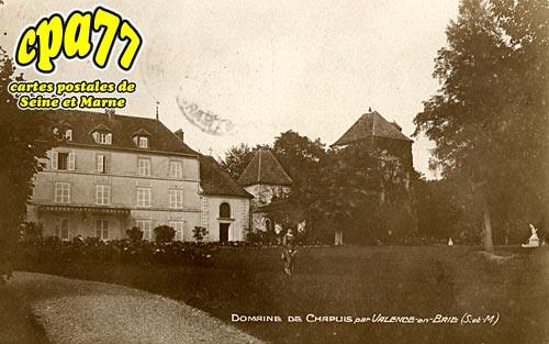 Valence En Brie - Domaine de Chapuis