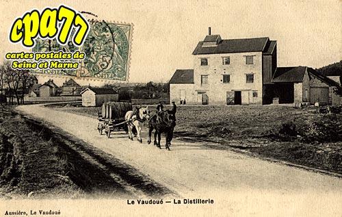 Le Vaudoué - La Distellerie