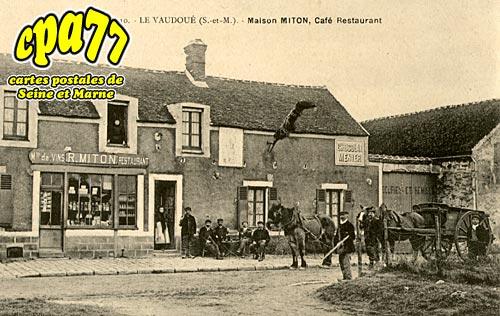Le Vaudoué - Maison Miton