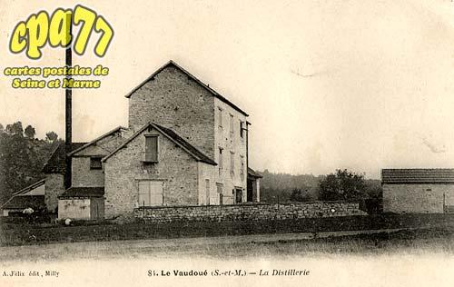 Le Vaudoué - La Distillerie