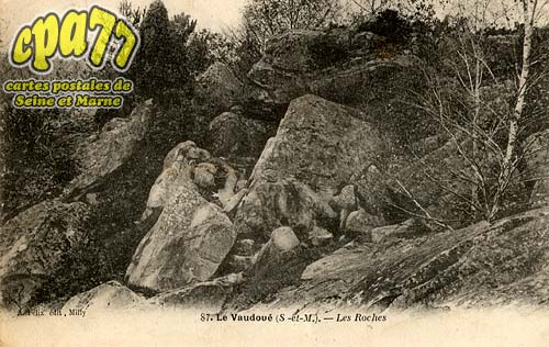 Le Vaudoué - Les Roches