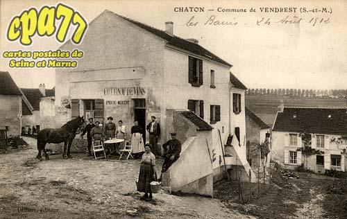 Vendrest - Chaton - Commune de Vendrest