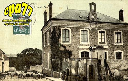 Vendrest - Ecole de Chaton