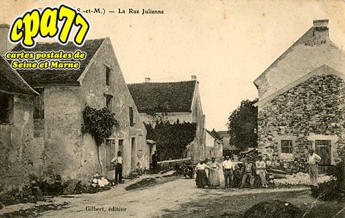 Vendrest - La Rue Julienne