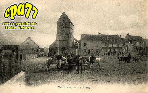 Vendrest - La Place