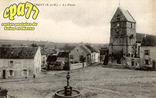 Vendrest - La Place