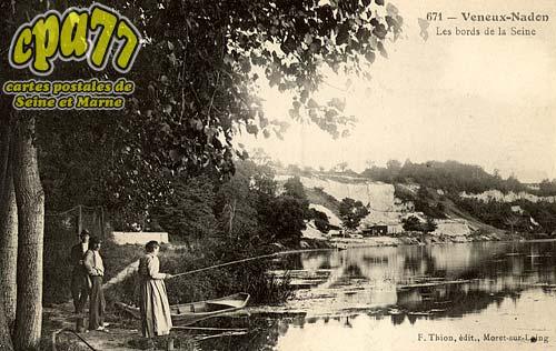 Véneux Les Sablons - Veneux-Nadon - Les bords de la Seine