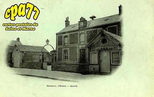 Verneuil L'étang - Mairie