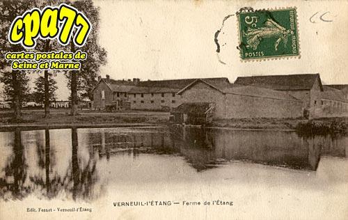 Verneuil L'étang - Ferme de l'Etang