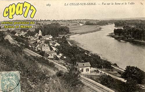 Vernou La Celle Sur Seine - Vue sur la Seine et la Vallée