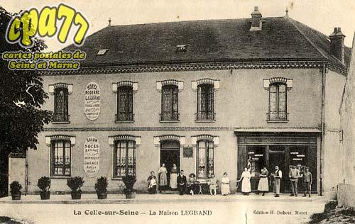 Vernou La Celle Sur Seine - La Maison Legrand