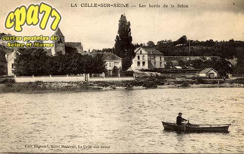 Vernou La Celle Sur Seine - Les Bords de la Seine