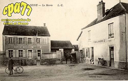 Vernou La Celle Sur Seine - La Mairie