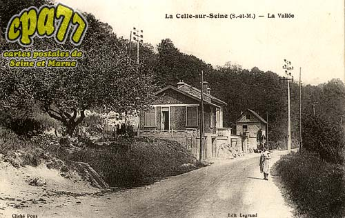 Vernou La Celle Sur Seine - La Vallée