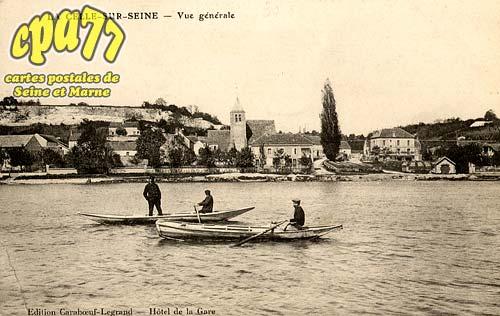 Vernou La Celle Sur Seine - Vue générale