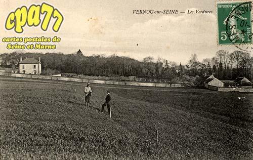 Vernou La Celle Sur Seine - Les Verdures