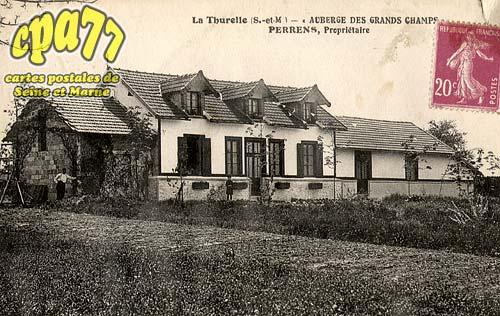 Vernou La Celle Sur Seine - La Thurelle (S.-et-M.) -
