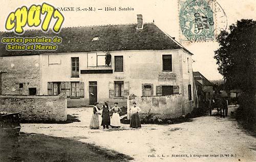Vieux Champagne - Hôtel Satabin