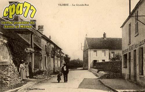 Vilbert - La Grande-Rue