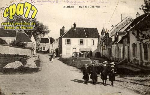 Vilbert - Rue des Charmes