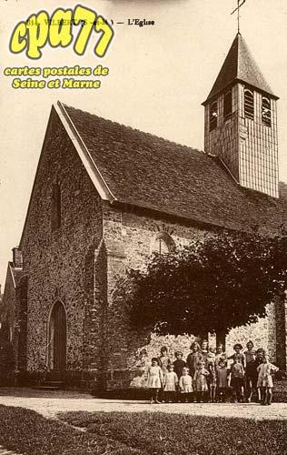 Vilbert - L'Eglise