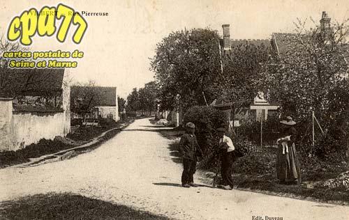 Vilbert - Rue Pierreuse