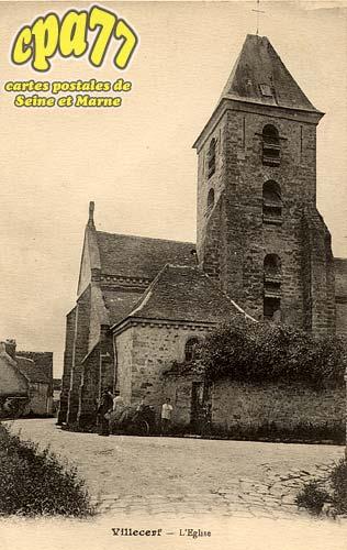 Villecerf - L'Eglise