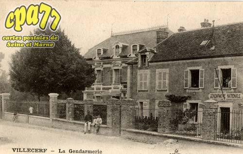 Villecerf - La Gendarmerie