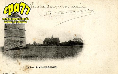 Villegagnon - La Tour de Villegagnon