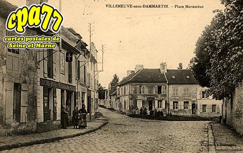 Villeneuve Sous Dammartin - Place Morembut