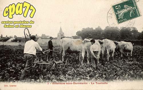 Villeneuve Sous Dammartin - La Tournelle
