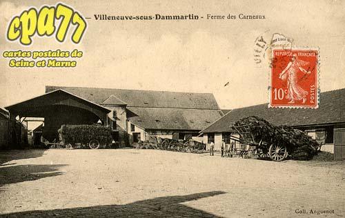 Villeneuve Sous Dammartin - Ferme des Carneaux